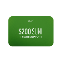 Suni Products/Software Support - Annual Fee